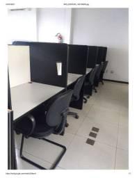 Cabines para call center/telemarketing