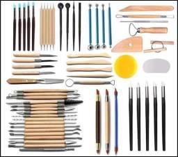 Kit Modelagem Cerâmica/Escultura