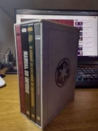 Box Star Wars Deluxe Edition Segredos da Galáxia