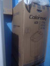 Título do anúncio: Vendo máquina de lavar nova na caixa por 350 aceito proposta *