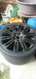 Roda e pneu Aro 19