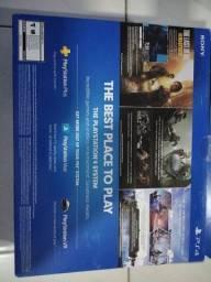 Título do anúncio: Vendo PS4 / 1TB /2controles originais/10jogos