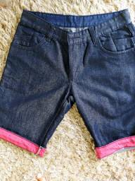 Bermuda jeans Cat