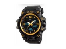 Relógio Masculino Skmei Original Modelo 1155 Prova D'água