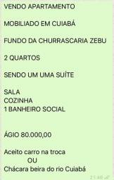 APARTAMENTO FUNDO CHURRASCARIA ZEBU