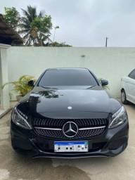 Título do anúncio: Mercedes C180 1.6 turbo
