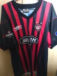 Camisa Athletico Paranaense 2001/2002