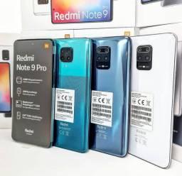 Smartphone função NFC ! Lançamento ! Redmi note 9 pró ! 6 GB ram