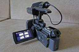 Sony NX30N, profissional e ultracompacta