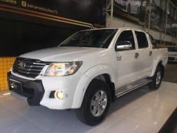 Toyota Hilux Srv 2.7 Flex 4x2 Aut 34000Km Impecável R$ 87900,00 - 2015