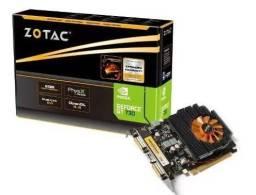 Placa de Vídeo GT 730 2gb ddr3 128 bits