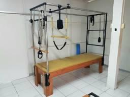 Estúdio de Pilates - aparelhos