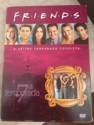 DVD 7 sétima temporada