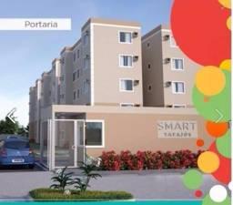 Smart Tapajós, Dois Dormitório, 41m², a partir 140 mil p/ Funcionário Publico Municipal