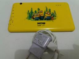 TABLET 8Gb TEMÁTICO MINIONS