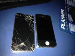 Vendo 2 Iphones leia descrição