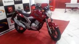 Yamaha 250 fazer 2011 em 36x sem entrada - 2011