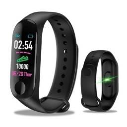 Smartband M3s Monitor Cardíaco E Pressão Completa Nova na Caixa