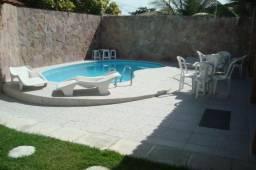 Praia do Francês: Casa confortável c/95% da área interna climatizada