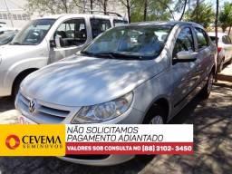Volkswagen Voyage 1.6 Prata - 2010