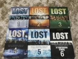 DVDs - Todas as temporadas de LOST - Marabá