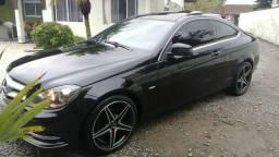Mercedes c180 coupê impecável - 2012