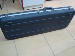 Hard Case Importado Para Guitarra Fibra Carbono Pro Lok