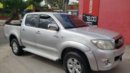 Hilux CD 2011,Diesel,4x4,Completa,EXTRA - 2011