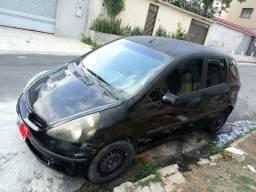 Vendo Honda fit automático 9 mil - 2005