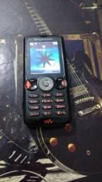 Sony Ericsson W810i funcionando