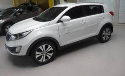 Sportage LX Automática - 2013