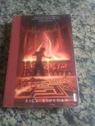 A Batalha do Labirinto - Percy Jackson
