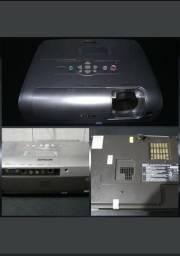 Projetor Epson emp-s4 1800 Lúmens funcionando perfeitamente