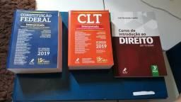 Livros de Direito 2019