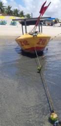 Vendo barco motor de 25 Mercury - 2016