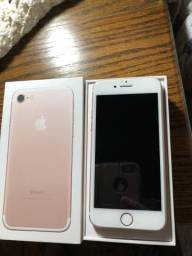 IPhone 7 Rosa ouro