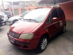 Fiat Idea ELX 1.4 + GNV - 2009