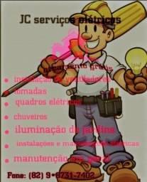 JC serviços elétricos