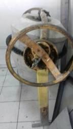 Betoneira 130 lts motor 1hp monofasico