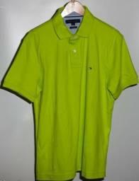 01a6f8f38a Tommy Hilfiger Blusa Polo Feminina - 100% Original e Nova