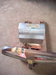 Paleteira carro hidráulico