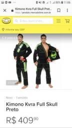 Kimono jiu jitsu A0 kvera, produto novo
