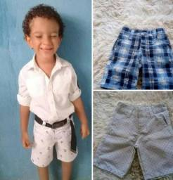 Bermudas Infantil