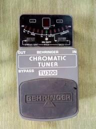 Pedal Behringer afinador cromático