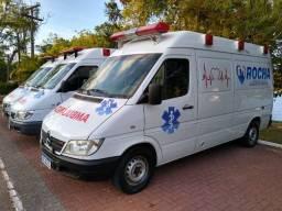 Ambulância Sprinter/ furgão