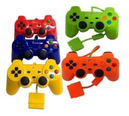 Controle Para Playstation 2 Barato Novo