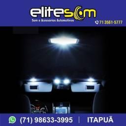 Lampada Pingo-de-5Leds, instalada na Elite Som comprar usado  Salvador