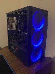 Computador Gamer AMD Ryzen 5 + Monitor