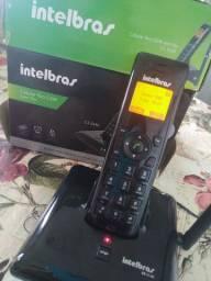 Celular fixo GSM sem fio Intelbras NOVO