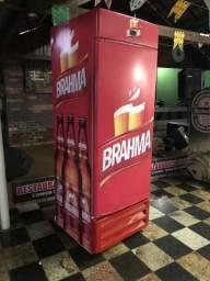 Cervejeira Brahma gelando muito